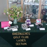 June Abernethy's  Captains Day Prizes