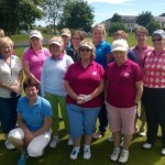 June Abernethy's Captains Day 2014