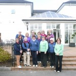 Group photo taken at our Weekend Away to Slieve Russell (20-22nd March 2015)